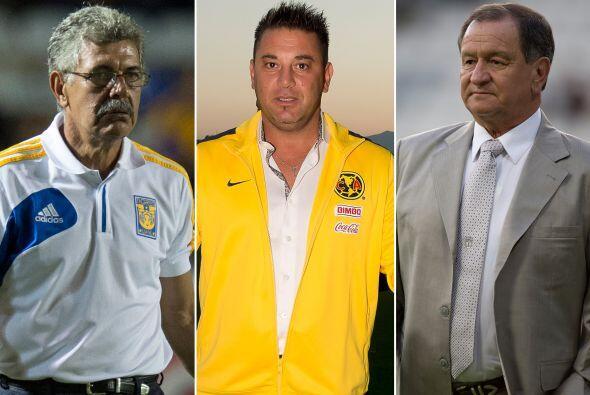El Clausura 2014 trae consigo seis técnicos campeones, 11 animado...