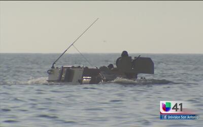 Fuerzas Comando: Pruebas de combate en tierra y mar
