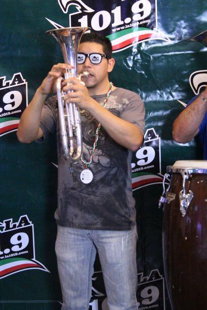 La Banda representando a LA 1019