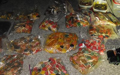 Las autoridades creen que los traficantes tenían la intensi&oacut...