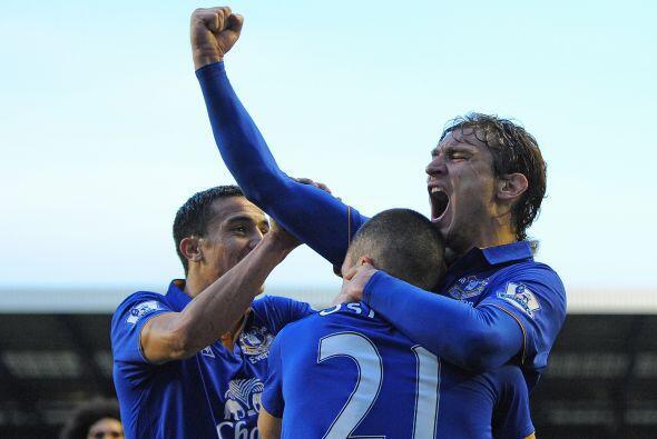 El tanto del Everton sorprendió y prendió las alarmas en la defensa del...