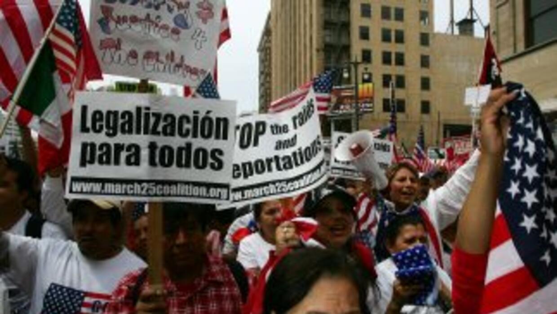 Demócratas y repubublicanos han prometido que en 2013 debatirán en el Co...