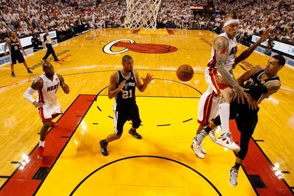 Habrá séptimo juego entre los Spurs y los Heat (30 fotos) ¡Locura total!...