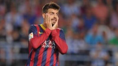 El defensa central aplaude la llefada del técnico Martino, aportando bas...