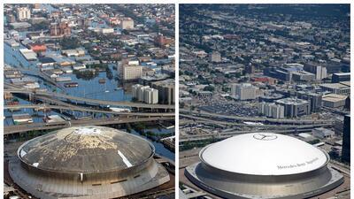 Línea de Tiempo: El renacimiento de Nueva Orleans
