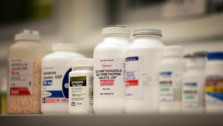 salud farmacia antibioticos