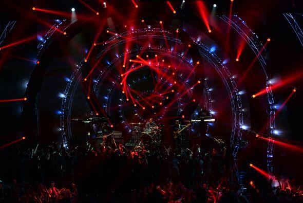 """Los """"I Heart Radio Awards"""" pusieron a vibrar a la ciudad de Lo..."""