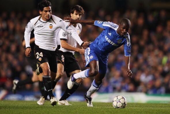 Chelsea siguió decidido al ataque y golpeó nuevamente.