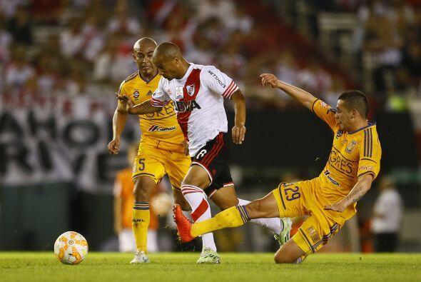 Tigres es el quinto equipo mexicano que juega contra River Plate en Copa...