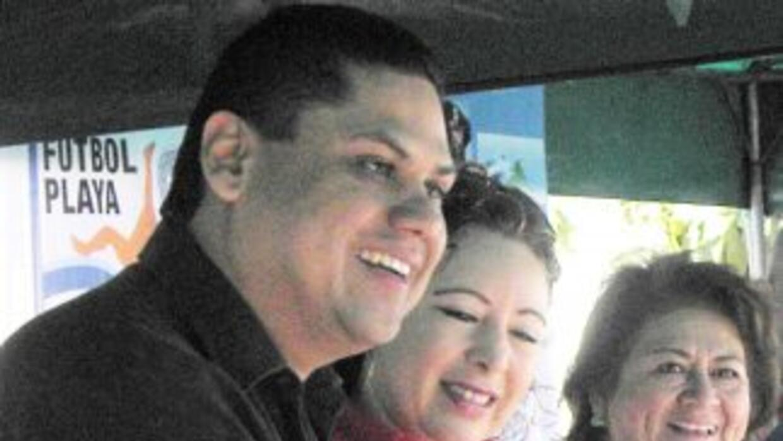 Carlos Mendez Flores, Presidente de la Federación Salvadoreña. (Foto: Co...