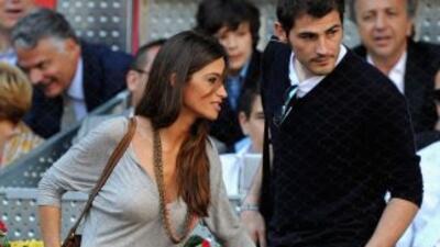 Iker Casillas y Sara Carbonero darán la bienvenida a un hijo.