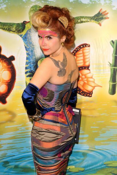 Paloma Faith se ha encargado de cometer los peores delitos al vestir con...