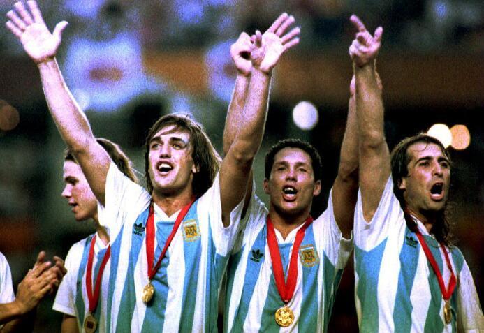 Argentina ha sido campeón de Copa América en: 1921, 1925, 1927, 1929, 19...