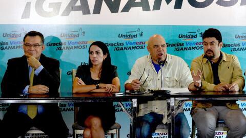Supremo de Venezuela ordena suspender proclamación de 3 diputados oposit...