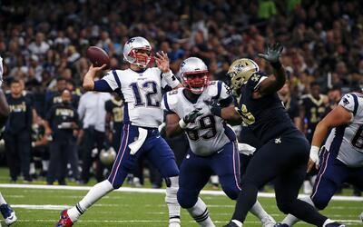 Tom Brady vs. Saints