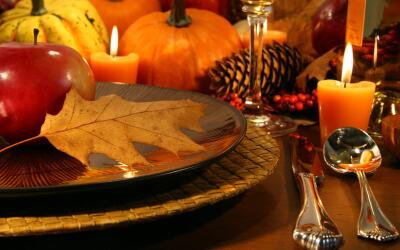 decoracion thanksgiving