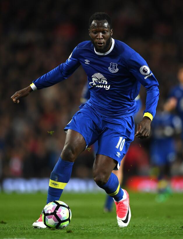 10. Romelu Lukaku (Everton) - El gran delantero belga lleva 6 asistencia...