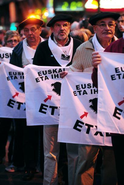 Desde 1981 ETA ha anunciado en repetidas ocasiones el cese de sus accion...