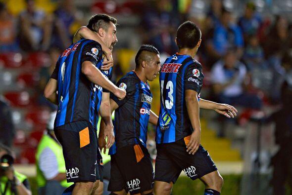 Los Gallos sufrieron a finales del Clausura 2014 donde vieron afectados...