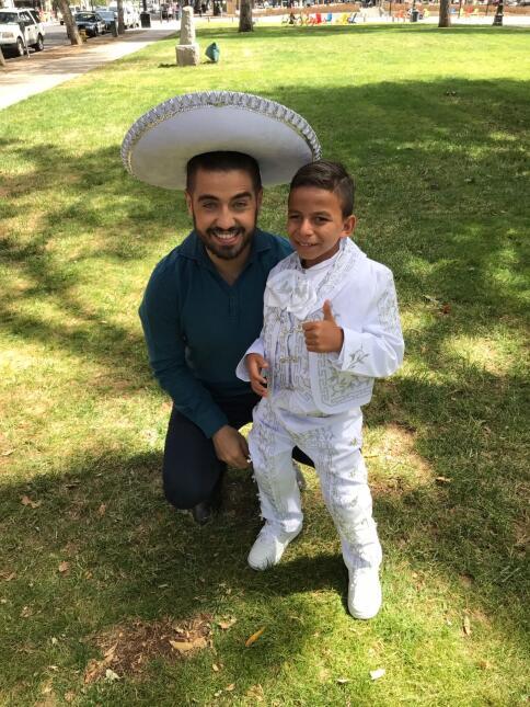 En fotos, Marlon se unió a la Ruta de Impacto en San José Marlon19.jpeg