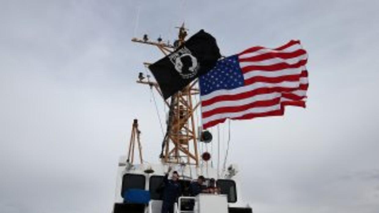 Guardia Costera de Estados Unidos.