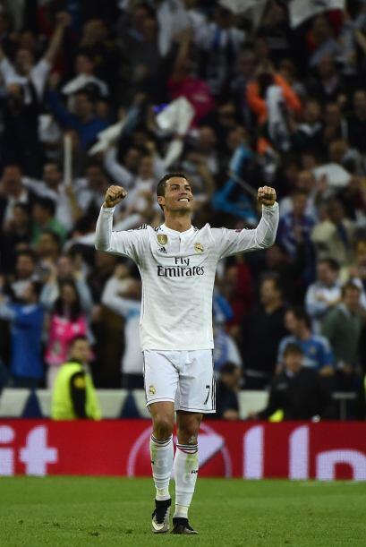 Cristiano y el Madrid celebraran sus asistencia, el gol de 'Chicharito'...