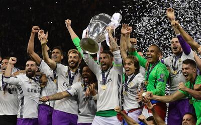 Real Madrid campeón Champions 2017
