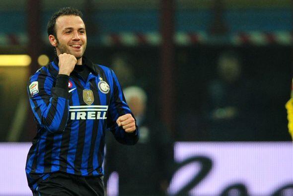 Pero Giampaolo Pazzini se reconcilió con el gol después de mucho tiempo.