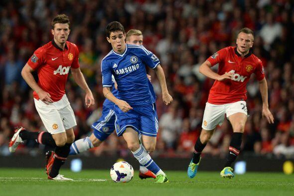Chelsea tenía la esperanza de decantar el marcador a su favor a base de...