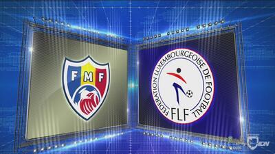 Moldavia 1 - Luxemburgo 1 - Goles y Resumen - Liga D - Grupo 2 - UEFA Nations League
