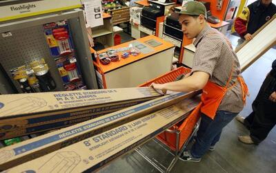 La mayor empresa del mundo de productos para la mejora del hogar, Home D...