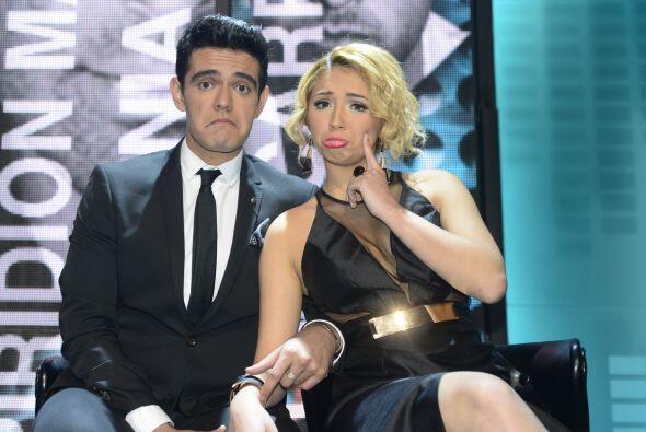 Pero Espiridión y Paloma están un poquito tristes de haber...