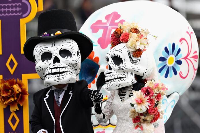 Futbolistas, expresidentes y celebridades presentes en el GP de México g...