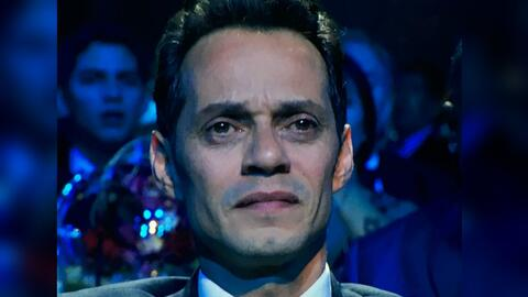 Marc Anthony guarda silencio sobre el estado de salud de su mamá,...