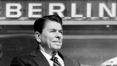 Las palabras de Reagan suenan proféticas hoy, pero no adquieron resonanc...