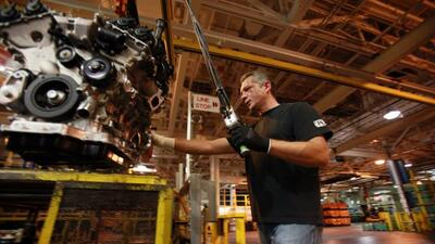 La planta de motores de Chrysler en Saltillo es la única en el mundo que...