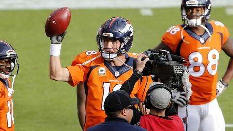 Chiefs 29-13 Broncos: Contrastes para Peyton Manning, de la historia a l...