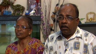 Familias del avión de Malasia aún tienen esperanzas