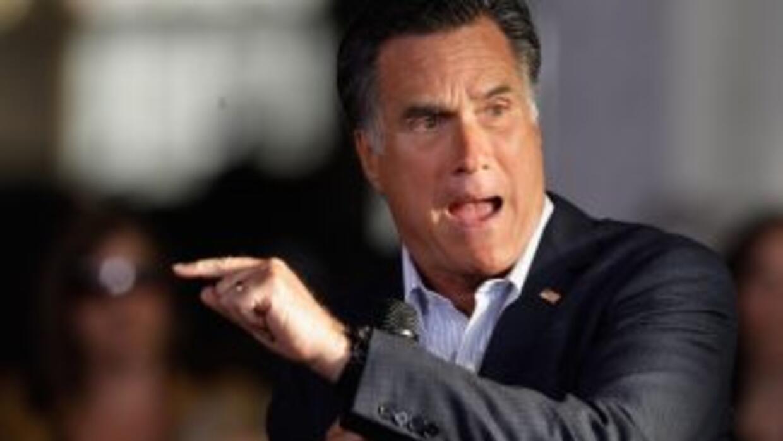 Un conteo rápido permite anticipar que Romney ganaría suficientes delega...