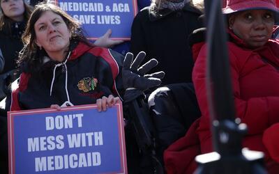 Recortes de fondos federales a Medicaid, la gran crítica al plan de salu...