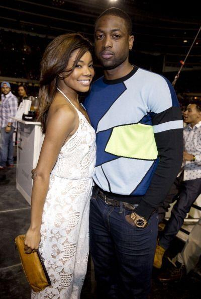 Union es la nueva esposa del jugador de baloncesto Dwyane Wade.  Pero la...
