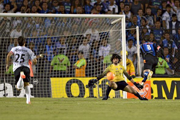 Atajó seis jugadas de gol, jugó los 90 minutos, no recibió ni una sola t...