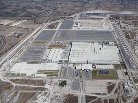 Localizado en Celaya, Guanajuato, la planta cuya inversión fue de...
