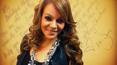 Publican carta inédita de Jenni Rivera en la que revela quién sería la futura estrella de su familia