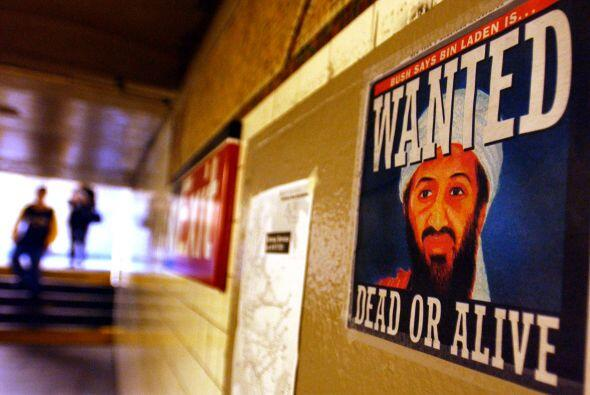 La búsqueda de bin Laden llevó a Estados Unidos a invadir Afganistán. Y...