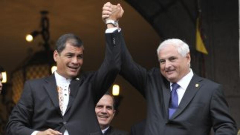 El presidente de Ecuador, Rafael Correa, sumó su sexta victoria electora...