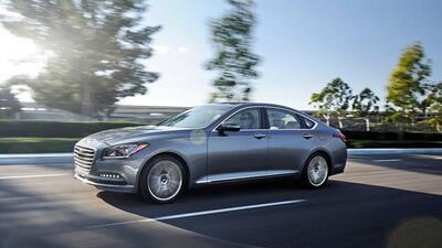 El nuevo Genesis aprovecha el éxito de su predecesor y presnta un auto m...