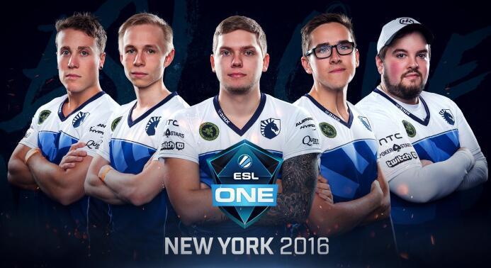 Team Liquid / ESL One