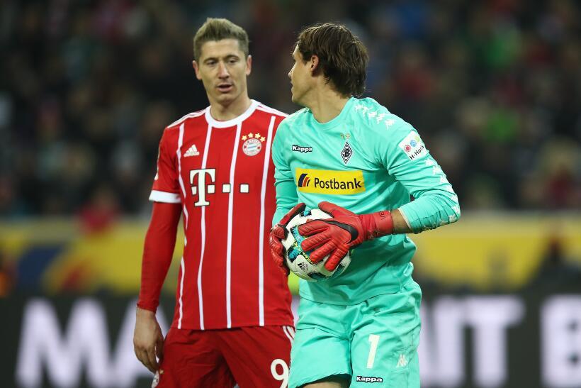 El Borussia M'gladbach superó al líder de la Bundesliga co...