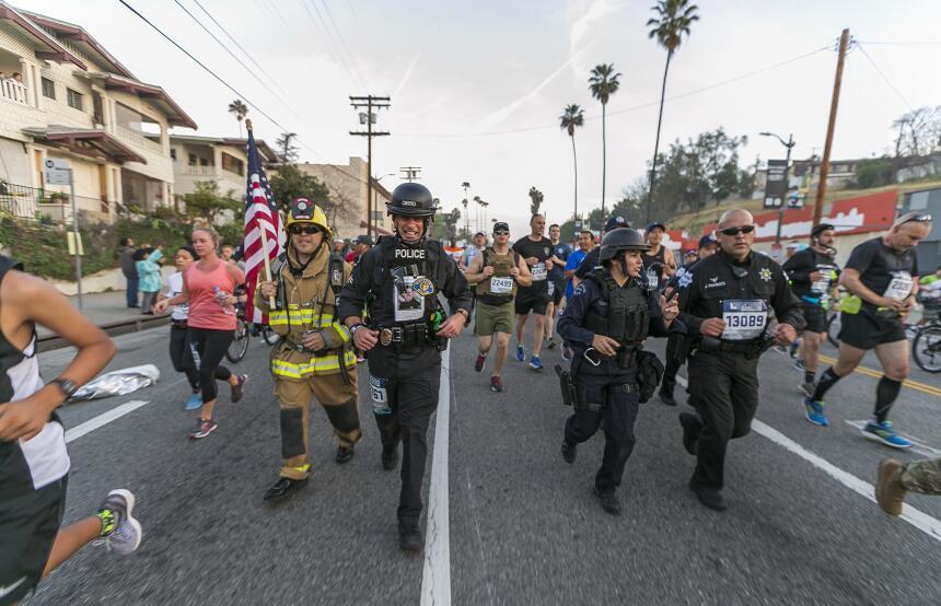 Maratón de Los Ángeles 2017